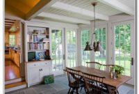 Turning Sunroom Into Dining Room