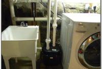 Utility Sink Pump System