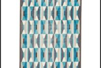 Vidstrup Rug Low Pile Blue
