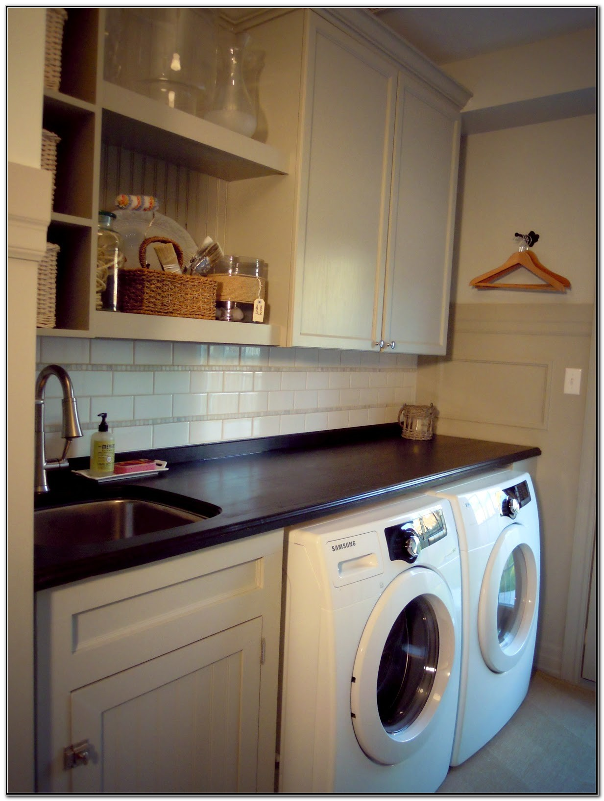 vintage laundry room sink ideas - sink and faucets : home decorating