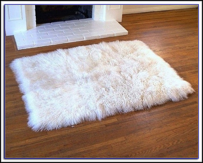 White Furry Rug Target Rugs Home Decorating Ideas