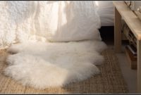 White Sheepskin Rug Ikea