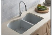 White Undermount Kitchen Sink Canada