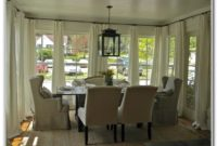 Window Treatments For Sunrooms