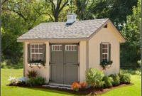 Wooden Shed Kits Backyard