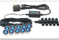 30mm Blue Led Deck Lights