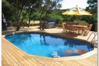 Above Ground Pool Decking