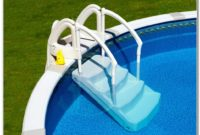 Above Ground Pool Ladder Deck Mounts