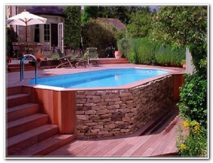 Above Ground Pool Resin Deck Kits - Decks : Home Decorating Ideas ...