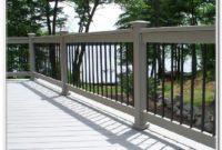 Aluminum Deck Railing Kits
