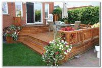 Backyard Decks And Patios Ideas