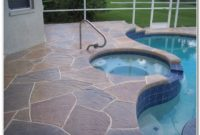 Best Concrete Pool Deck Paint