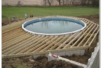 Building A Pool Deck