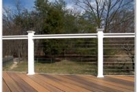 Cable Railing For Deck