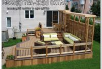 Covered Patio And Deck Designs