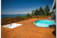 Custom Pool Decks Above Ground