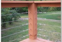 Deck Cable Railing Kits