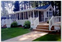 Deck Designs For Manufactured Homes