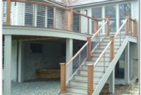 Deck Designs With Cable Railing
