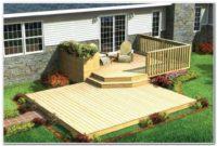Deck Ideas For Backyard