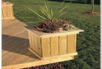 Deck Planter Box Diy