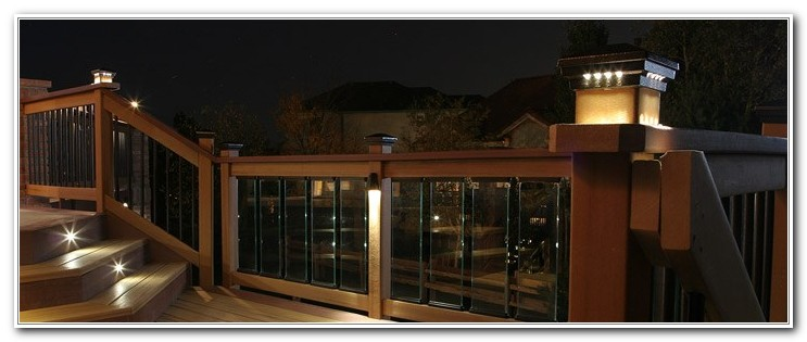 Deck Post Lights Led