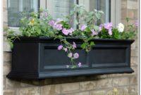 Deck Rail Window Boxes