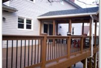 Deck Roof Ideas Plans