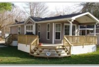 Decks For Mobile Homes Ideas