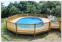 Design Pool Decks Above Ground