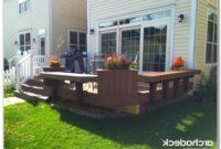 Diy Building A Deck Railing