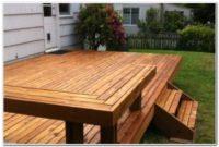 Diy Building A Wood Deck