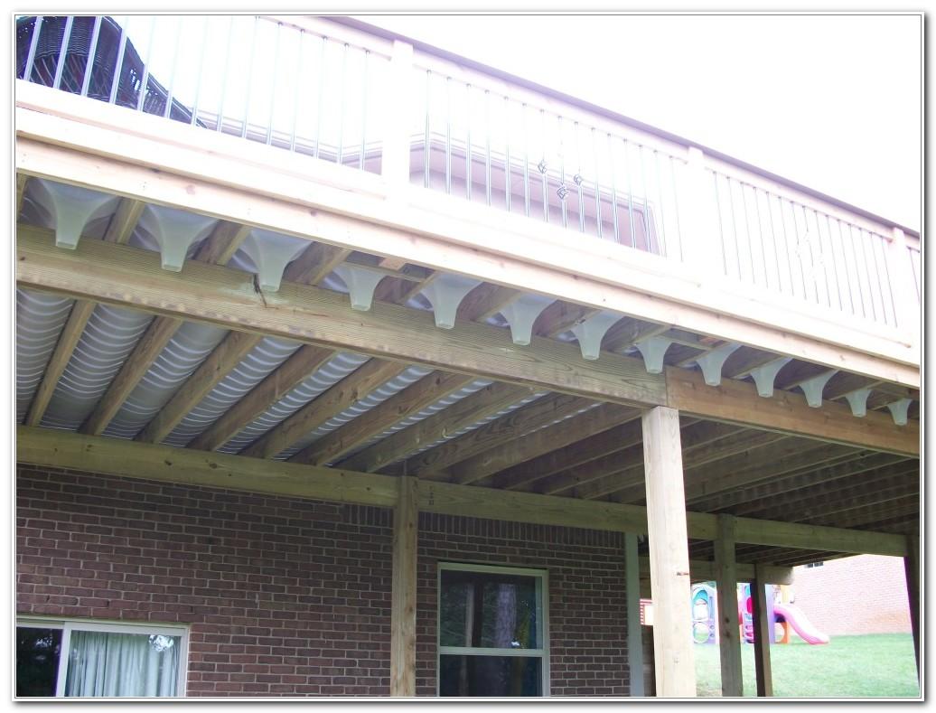 Diy Under Deck Ceiling Kits Nationwide