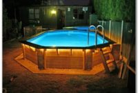 Free Above Ground Swimming Pool Deck Designs