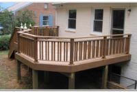 Ideas For Deck Railing Design