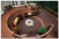 Ideas For Outdoor Deck Designs