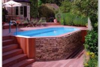 Ideas For Swimming Pool Decks