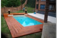 In Ground Pool Decks