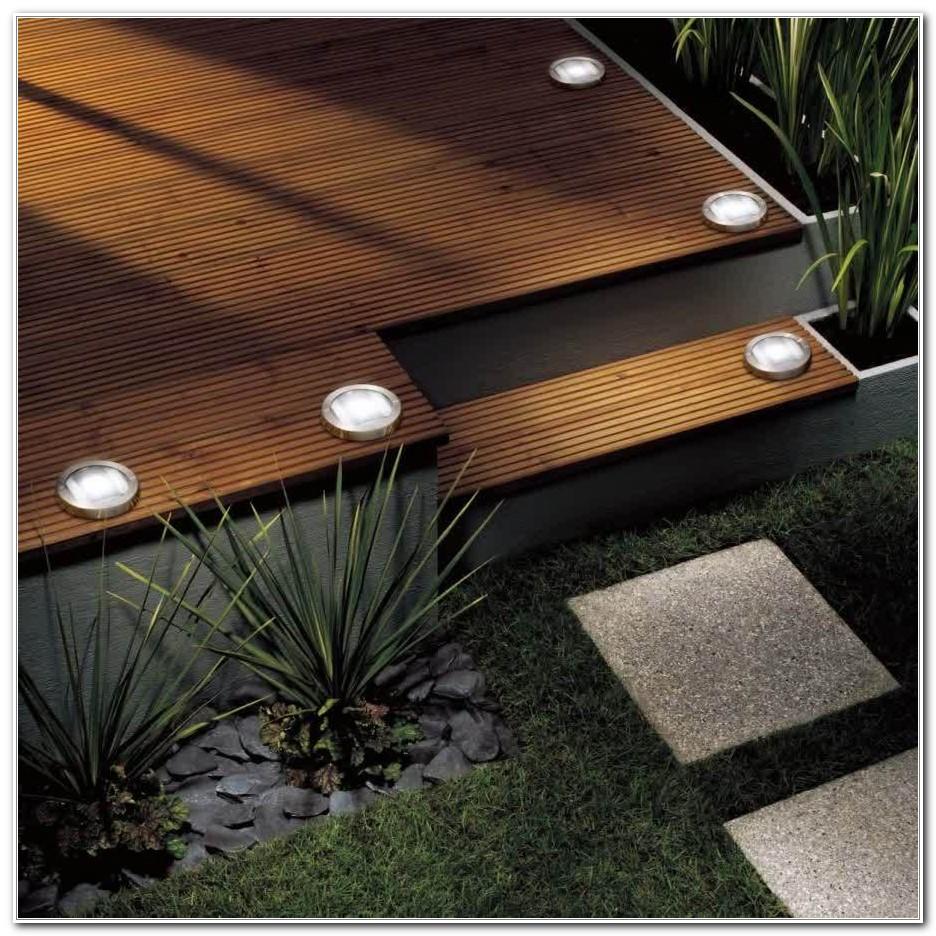 Led Solar Deck Lights