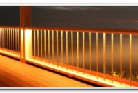 Low Voltage Led Deck Post Lighting