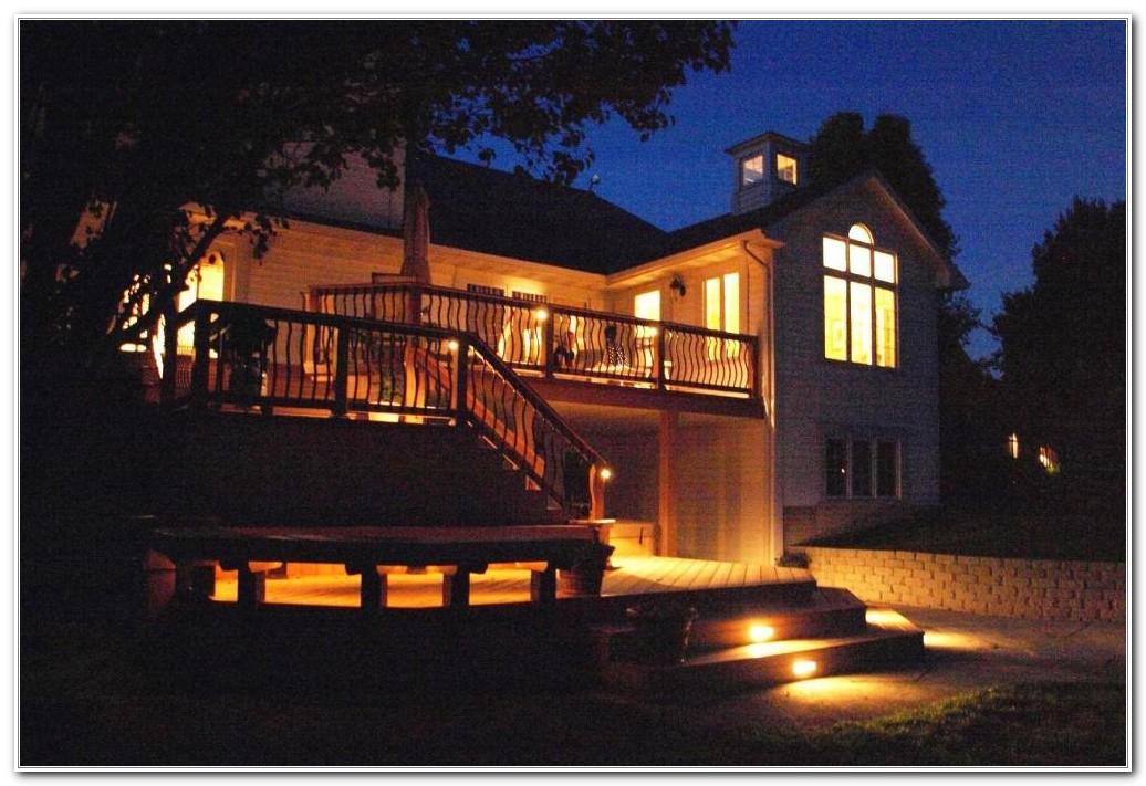 Low Voltage Led Outdoor Deck Lighting