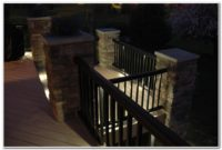 Outdoor Deck Lights Low Voltage