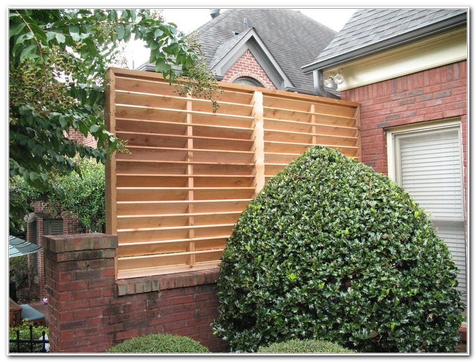 Outdoor Privacy Screens For Patio