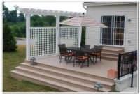 Outdoor Screens For Decks