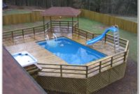 Pictures Of Pool Decks