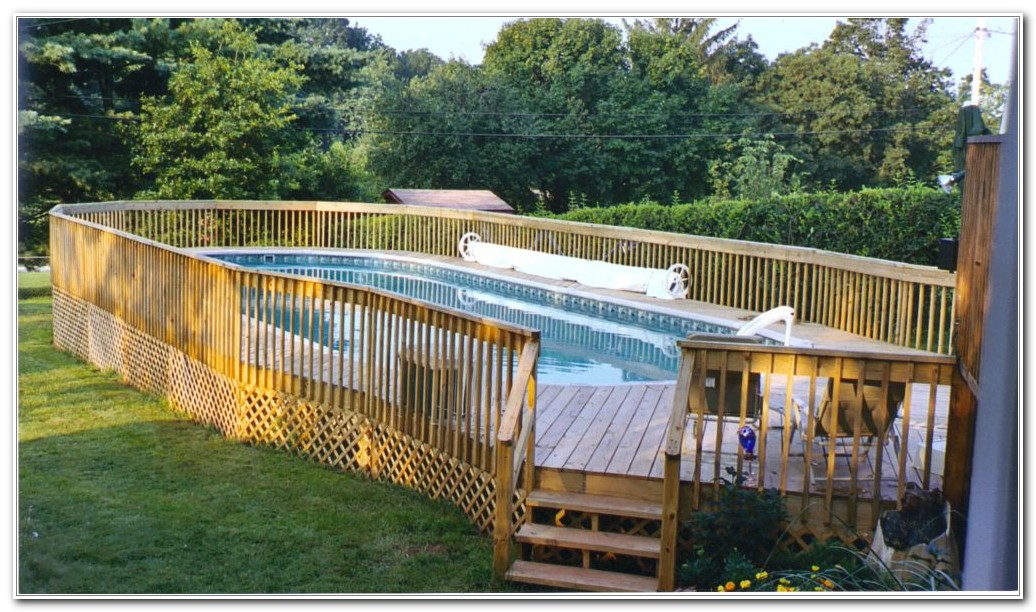 Pictures Of Wood Deck Designs