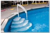 Pool Ladders Decks Above Ground