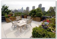 Roof Deck Garden Design Ideas