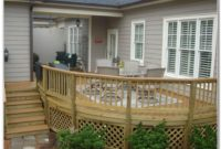 Small Deck Railing Ideas