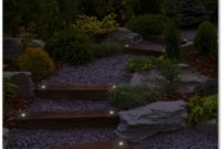 Solar Led Deck Lighting